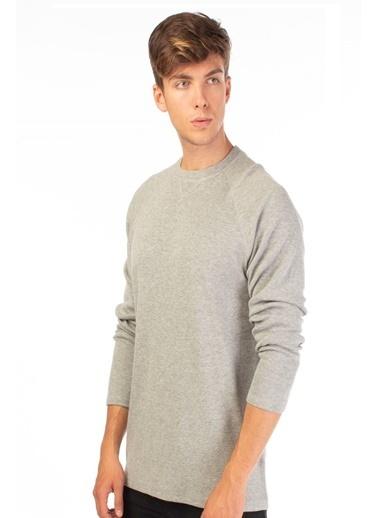 Benson Sweatshirt Gri
